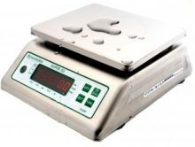 Stainless Steel Compact Scale