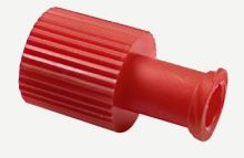 Closure Stopper Red